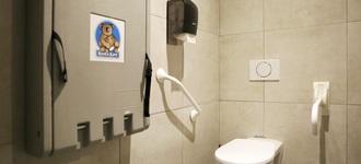 Brasserie St. Jozef - toiletten